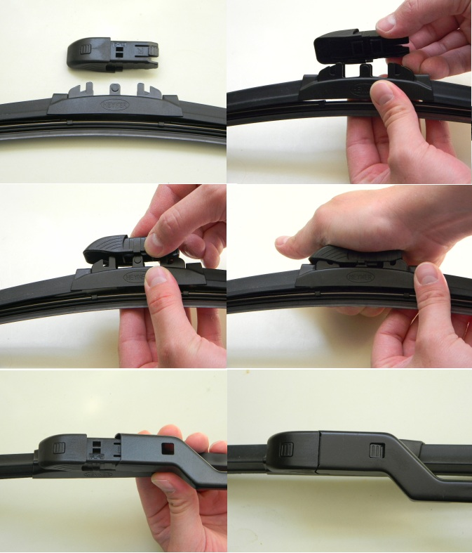 how to change wiper blades on 2012 ford fiesta